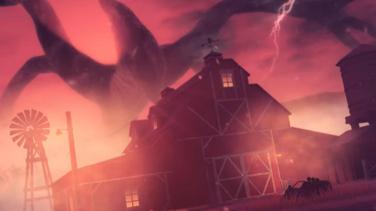 Rocket League is getting a Stranger Things crossover for Halloween
