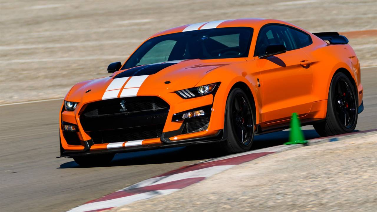 2020 Ford Mustang Shelby GT500 First Drive Review: The Boss is Back