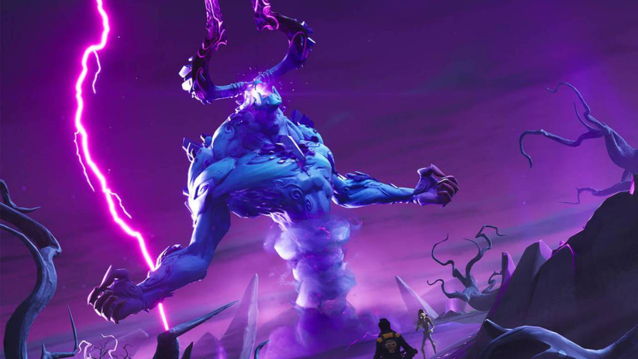 Epic Nerfs Fortnite S Storm King Ltm Boss So That He S