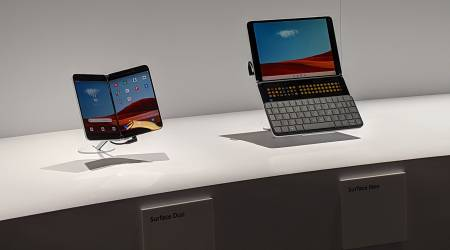 Why Microsoft's answer to a folding screen works better