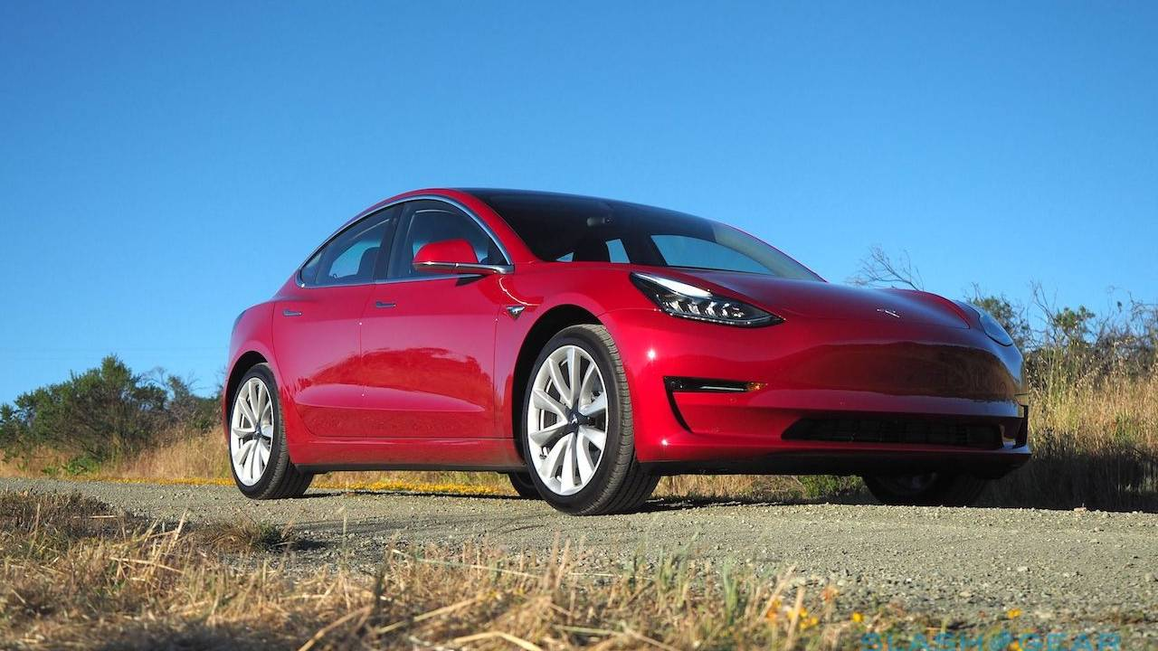 The Tesla Model 3 just got more expensive and a range bump