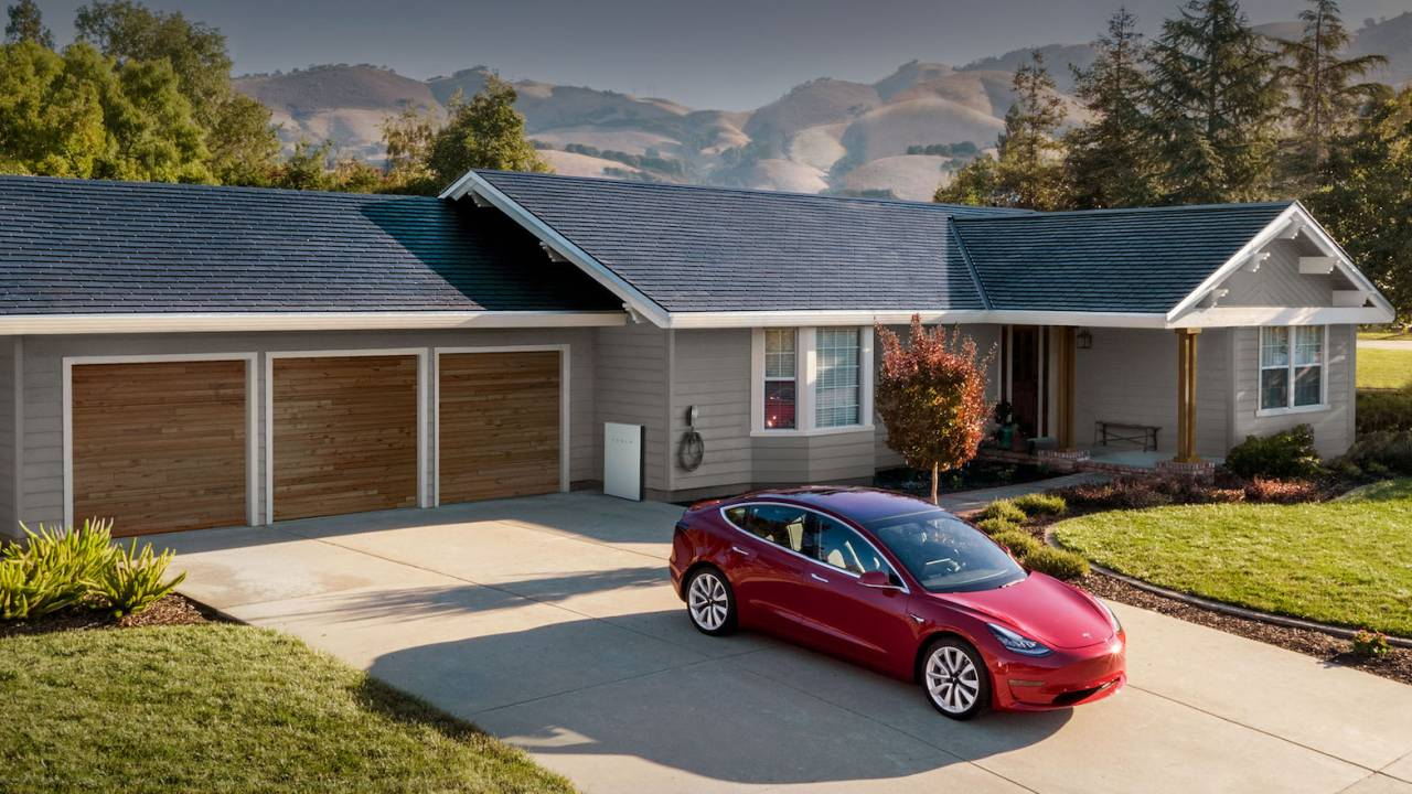 """Tesla Solar Roof V3 is ready for scale as Elon Musk reveals """"Solarglass"""""""
