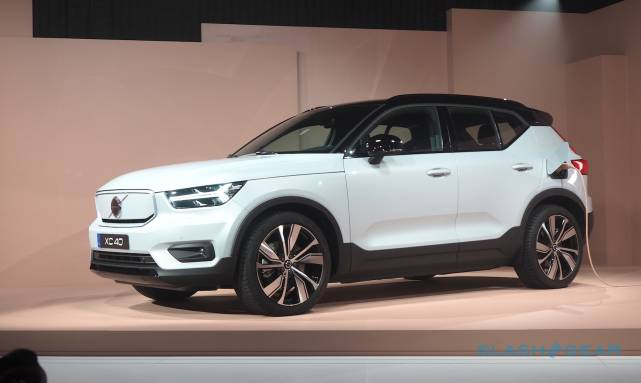Volvo XC40 Recharge all-electric crossover revealed: Range, Speed, Tech