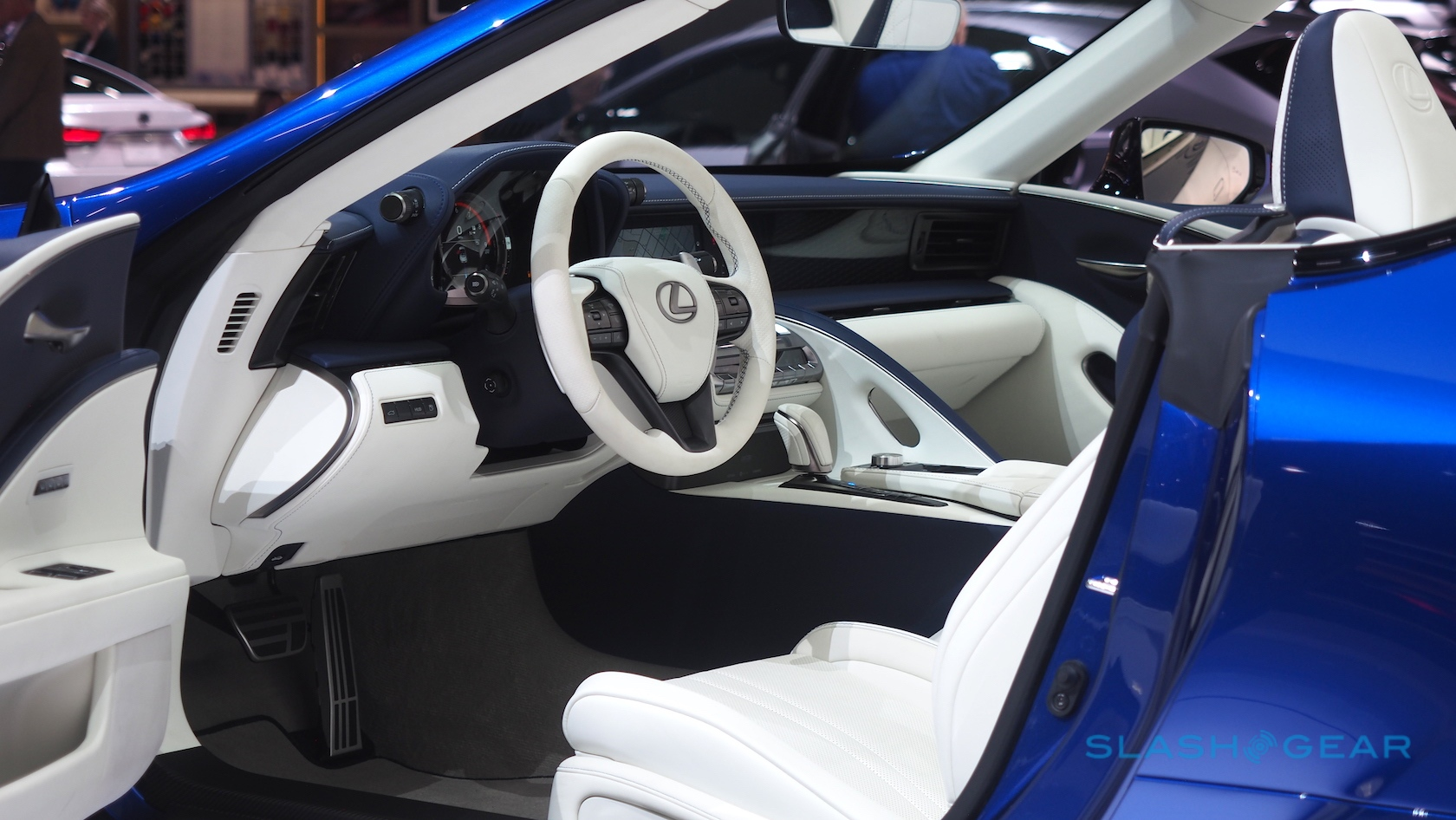 The Lexus Lc 500 Convertible Is More Stunning Than We