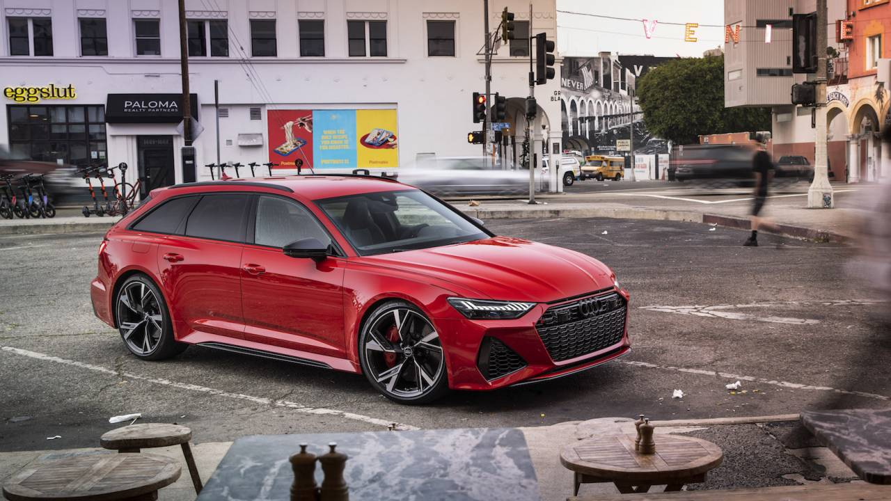 2020 Audi RS6 Avant First Drive Review: A wagon welcome in America
