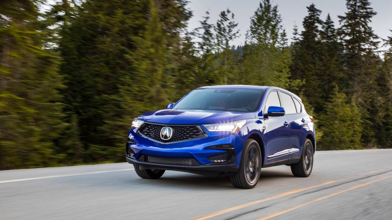 Acura RDX Android Auto update is a free OTA download