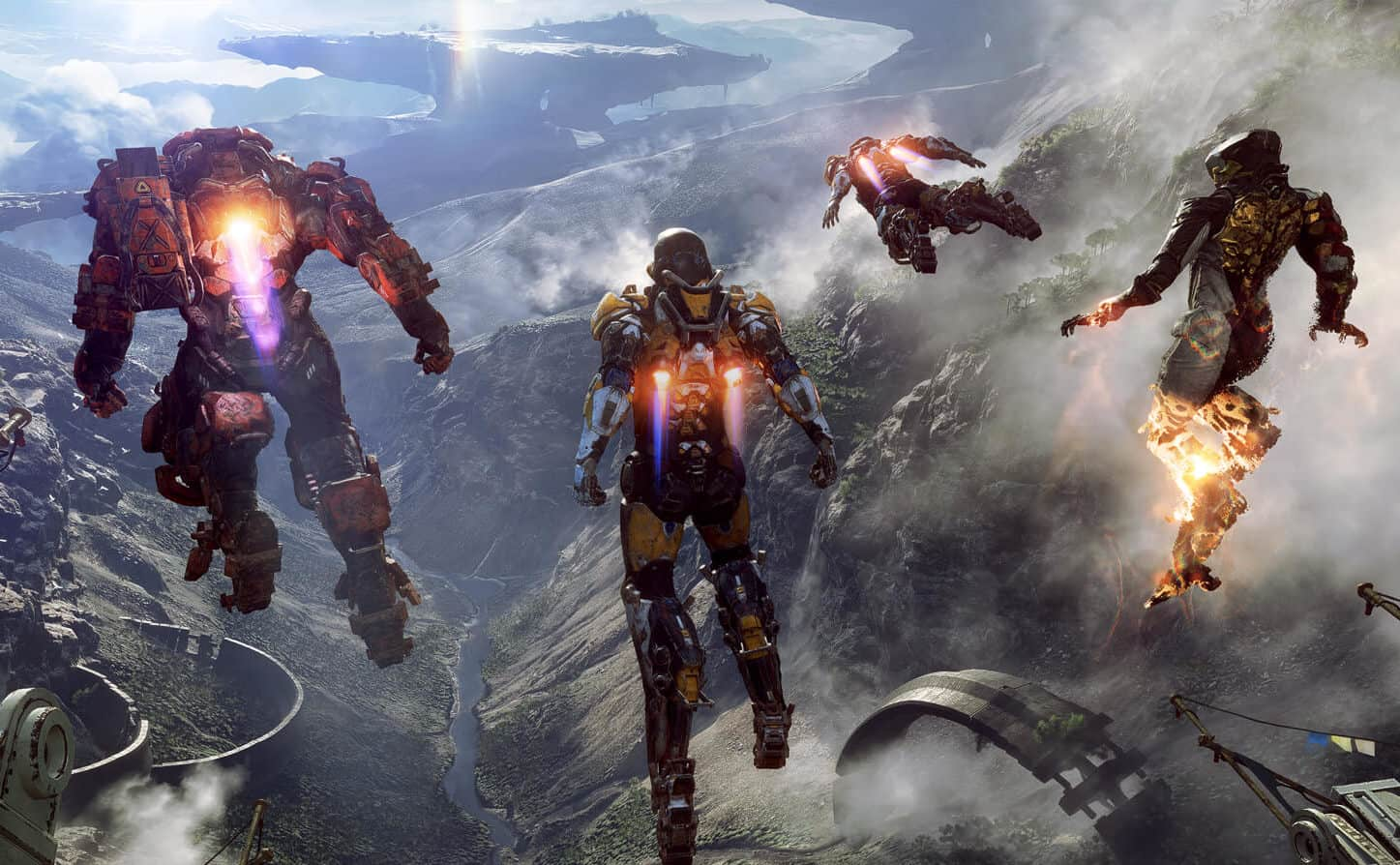 Major Anthem update may give game a new lease on life