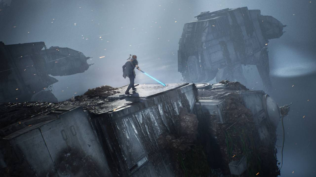 Will EA learn anything from the success of Star Wars Jedi: Fallen Order?