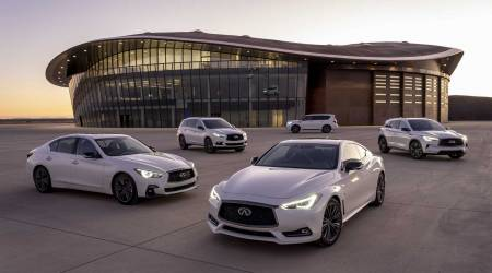 For Infiniti's 30th anniversary, the gift is electrification
