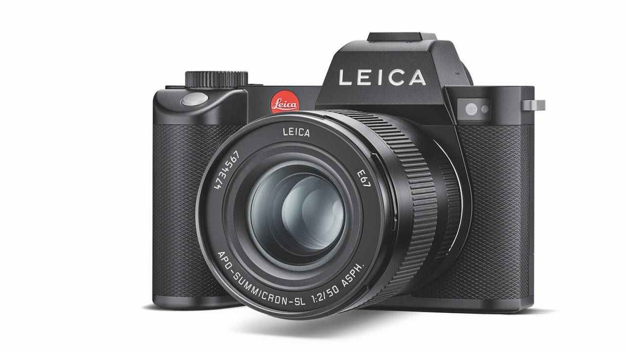 Leica SL2 official: 47MP with in-body stabilization and classic style