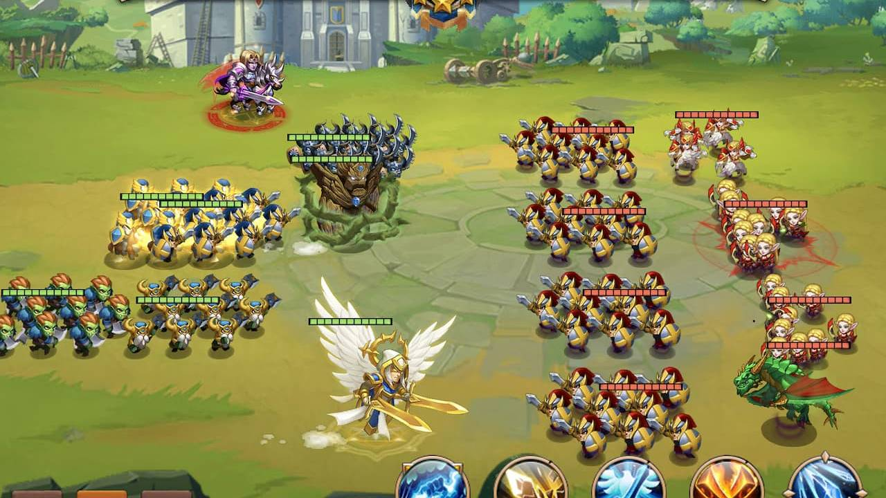 Ubisoft opens pre-reg for Might & Magic Heroes: Era of Chaos and we're worried