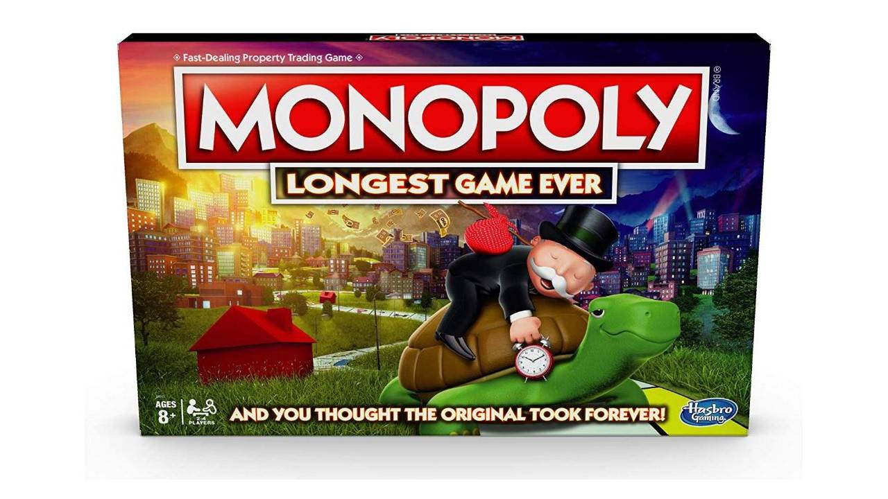 Monopoly has officially gone off the deep end