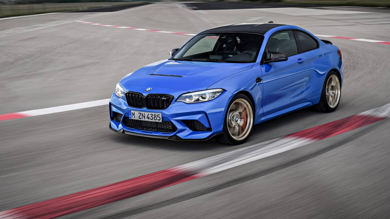 2020 BMW M2 CS is the punchy coupe purists were waiting for