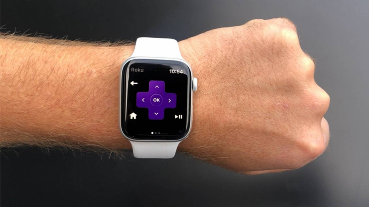 Roku brings its remote control app to Apple Watch