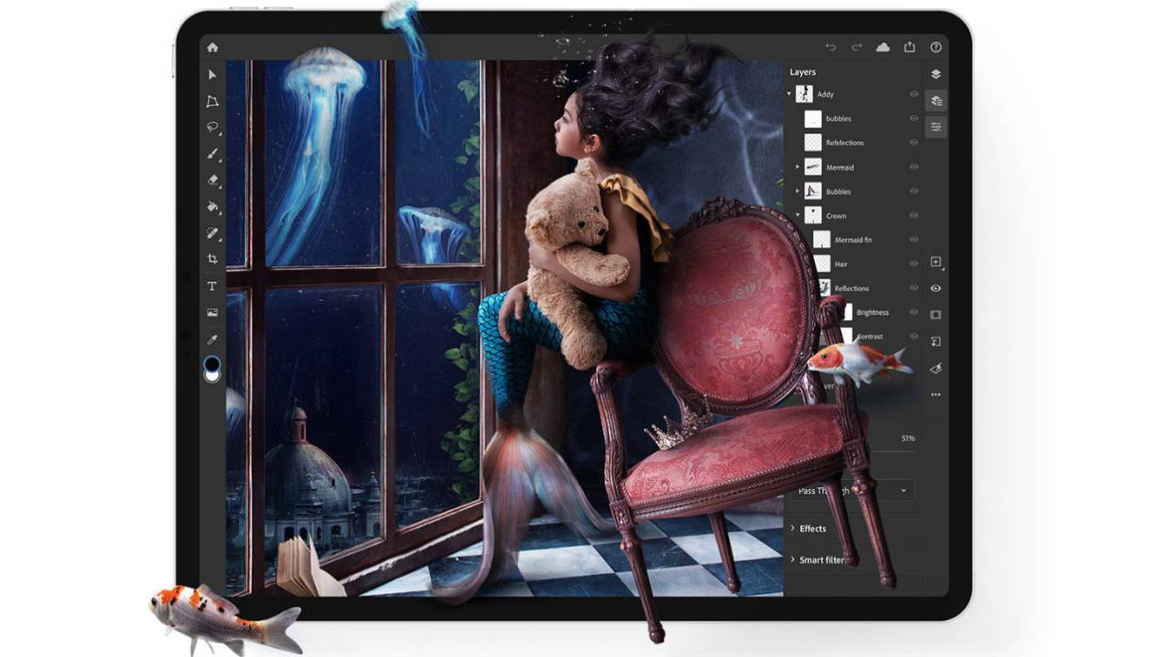 Adobe Creative Cloud apps will soon support live-streaming