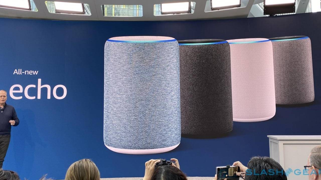 Amazon Echo smarts speaker sales surpass Google Home by a wide margin