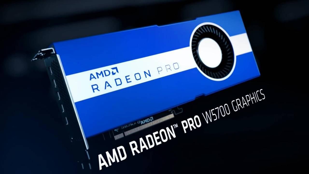 AMD Radeon Pro W5700 7nm GPU takes on NVIDIA in workstations