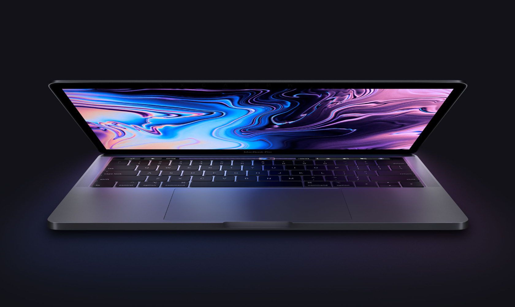 l'ultimo MacBook Pro