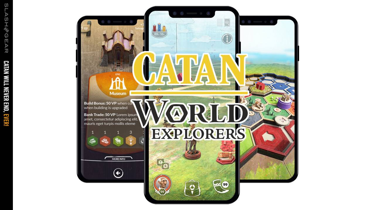 Pokemon GO creators' next big game: CATAN World Explorers