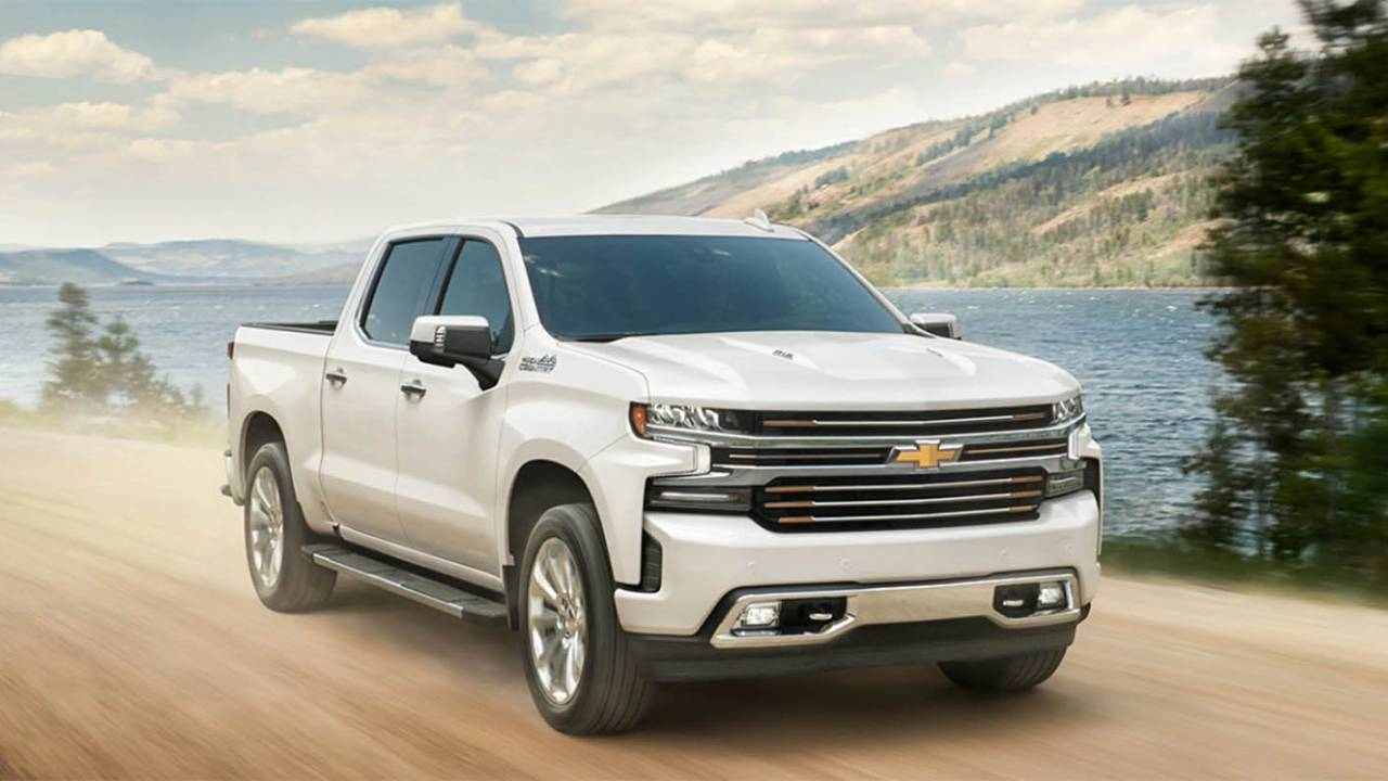 GM recalls 640,000 pickup trucks over carpet fire risk