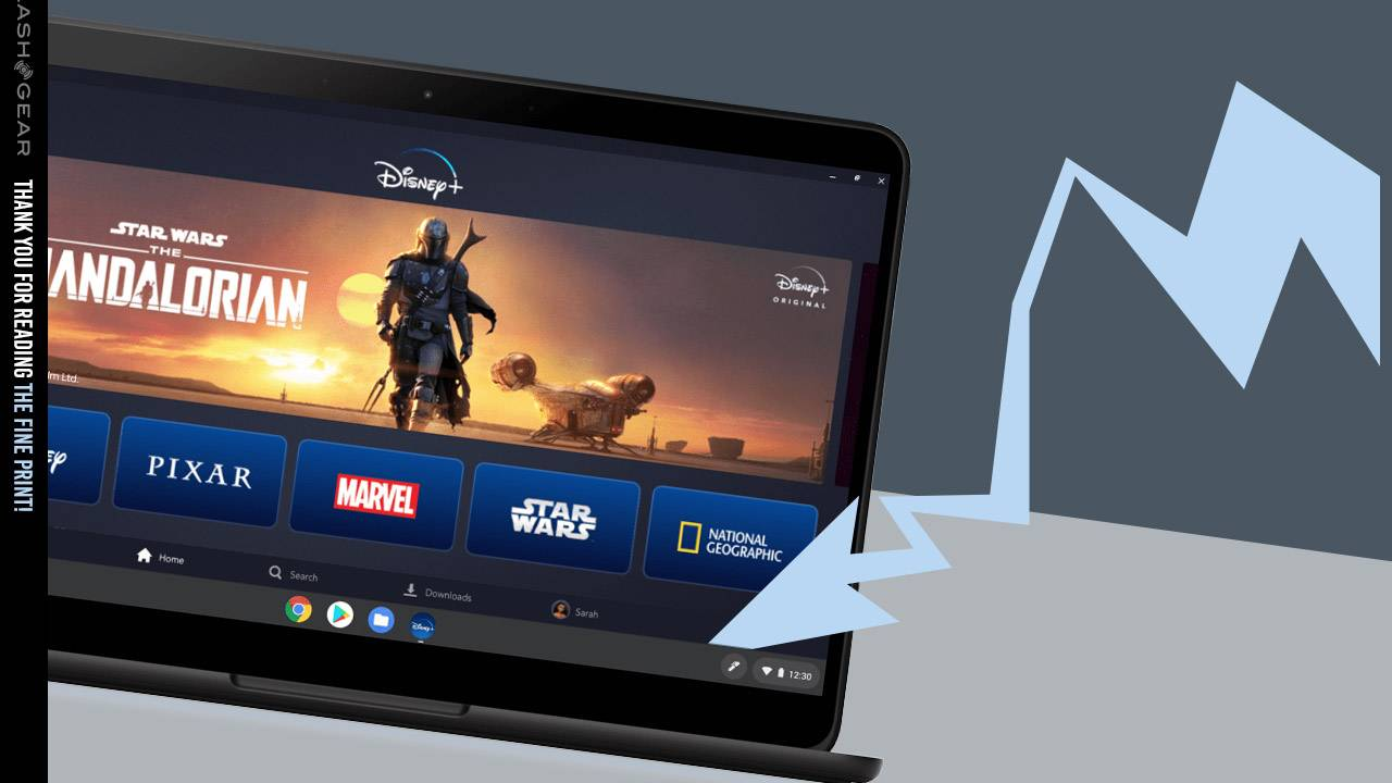 On that Chromebook free 3 month Disney+ subscription: Read the fine print