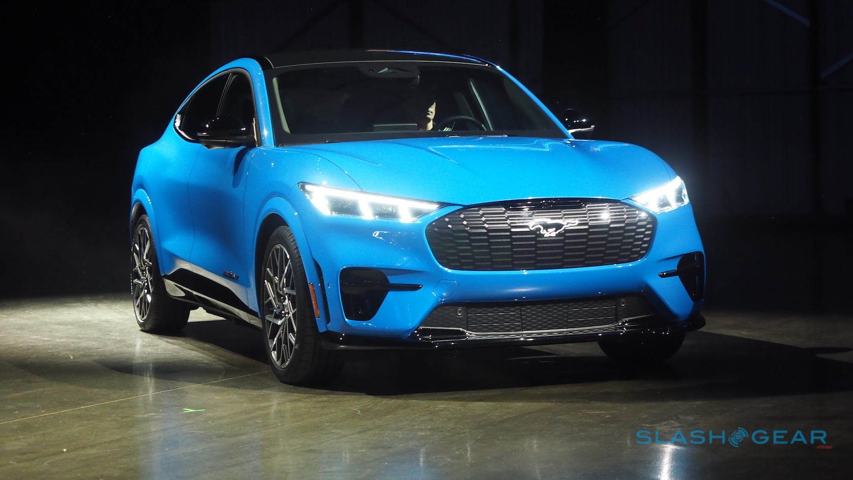 Ford Mustang Mach-E first look: Electric SUV takes on Tesla