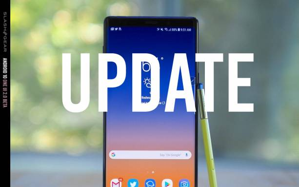Samsung confirms Galaxy Note 9 update to Android 10