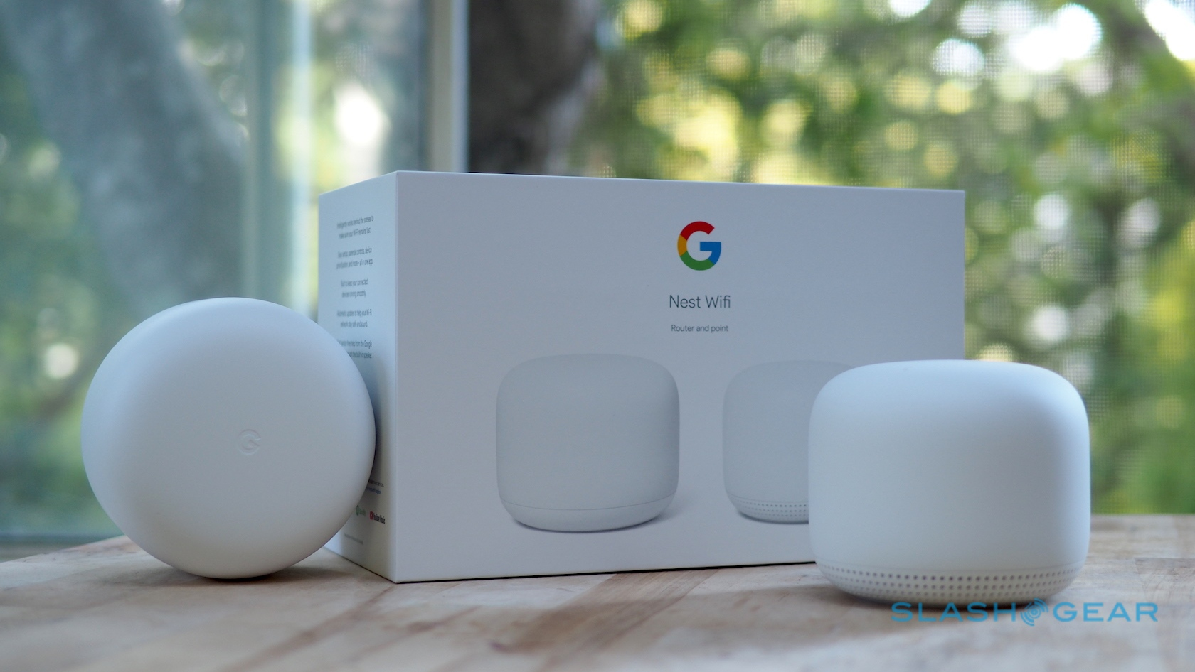 Nest Wifi Review Mesh Network With A Side Of Google