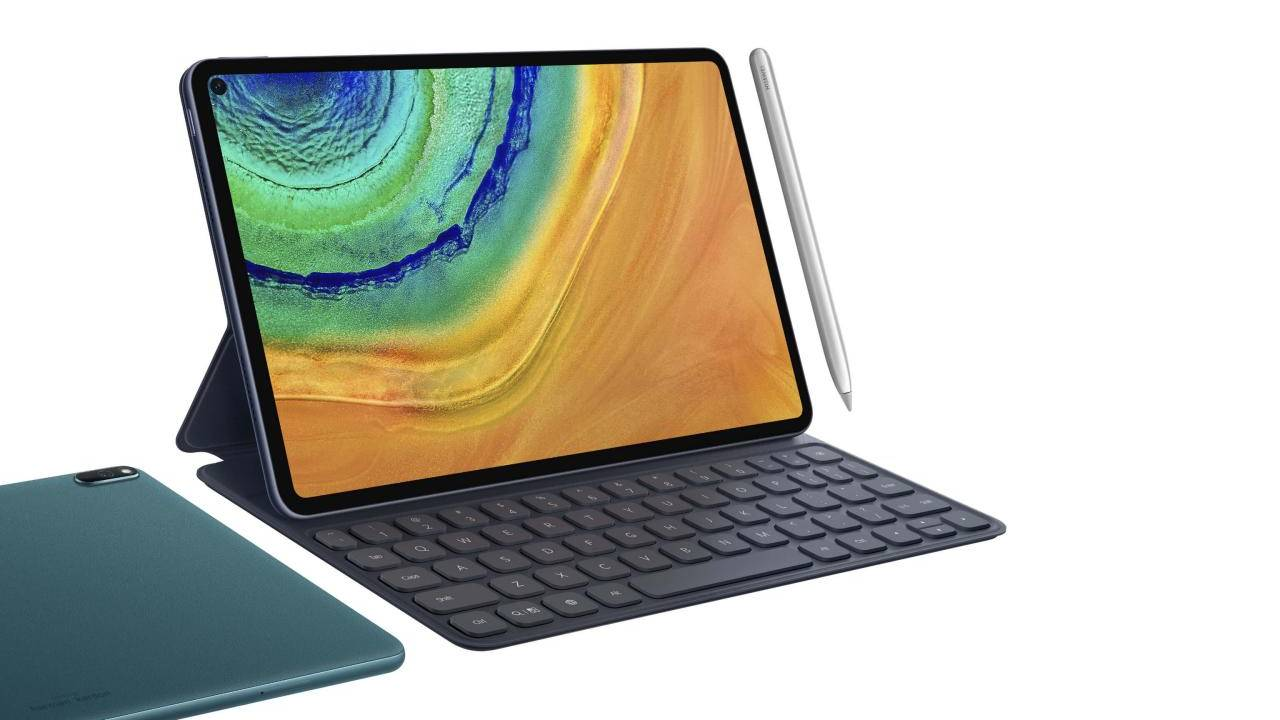 Huawei MatePad Pro, MateBook D try to prove everything is fine