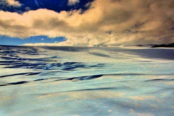 Princeton researchers analyze 2 million-year-old ice cores