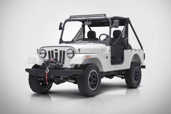 Judge says that Mahindra Roxor infringes on Jeep