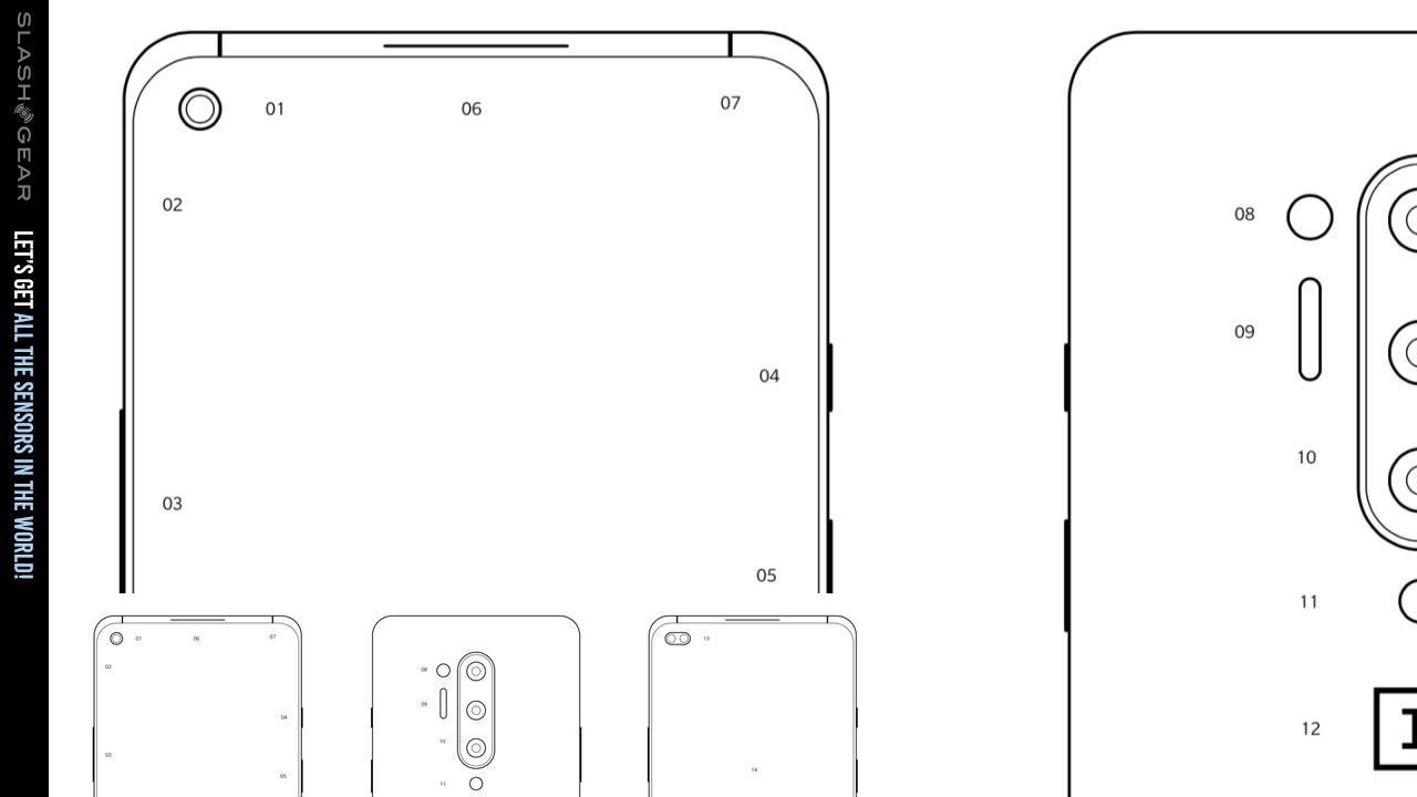 OnePlus 8 Pro leaks release-level detail, both front and back