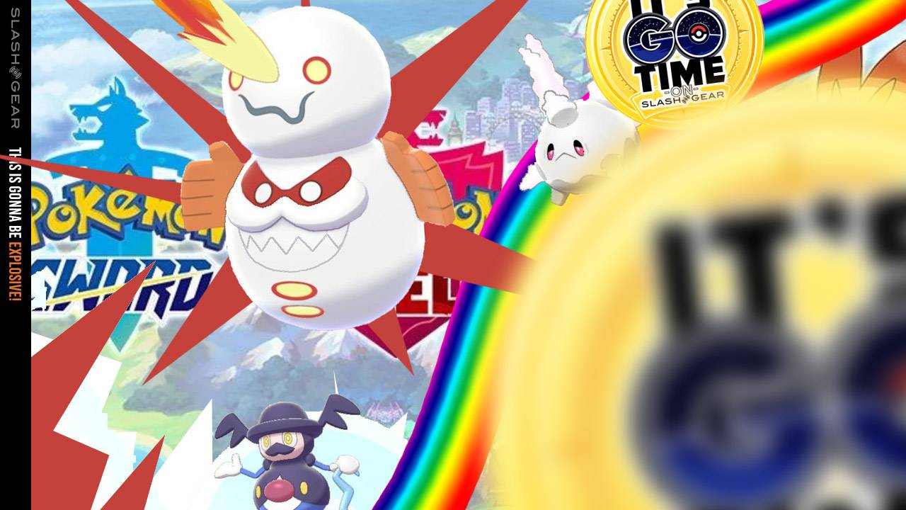 Pokemon GO Sword and Shield Galarian Forms leaked and analyzed
