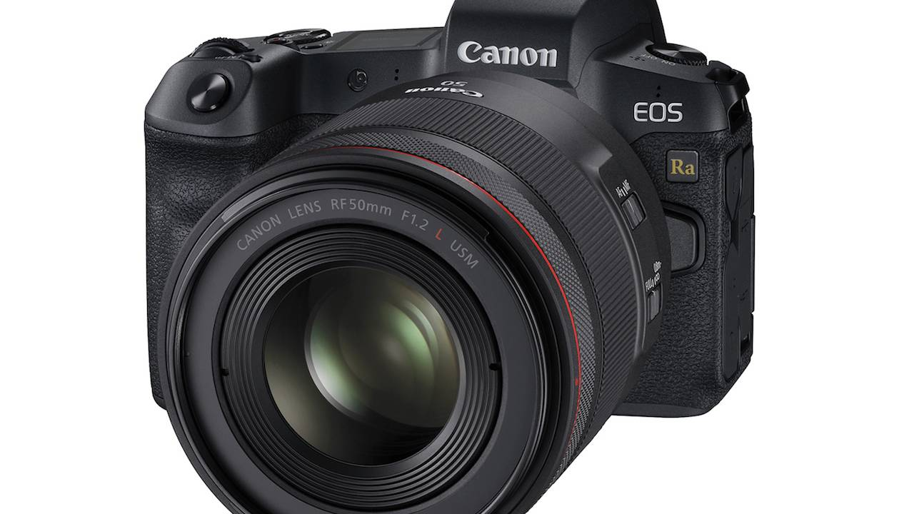 Canon made this EOS Ra just for stunning astrophotography
