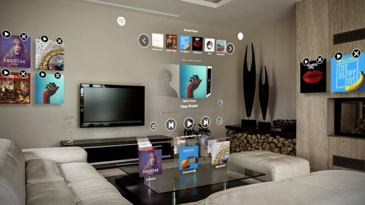 Magic Leap One plays Spotify in AR where you left them in the world