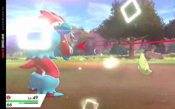 Rarest Square Shiny Pokemon now common in Sword/Shield due to 'quirk'
