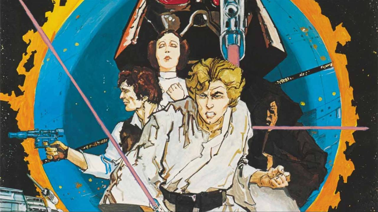 Sotheby's is auctioning ultra-rare Star Wars artwork, posters and toys