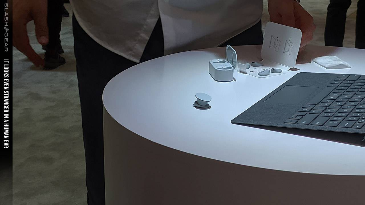 Microsoft Surface Earbuds release delayed to Spring 2020