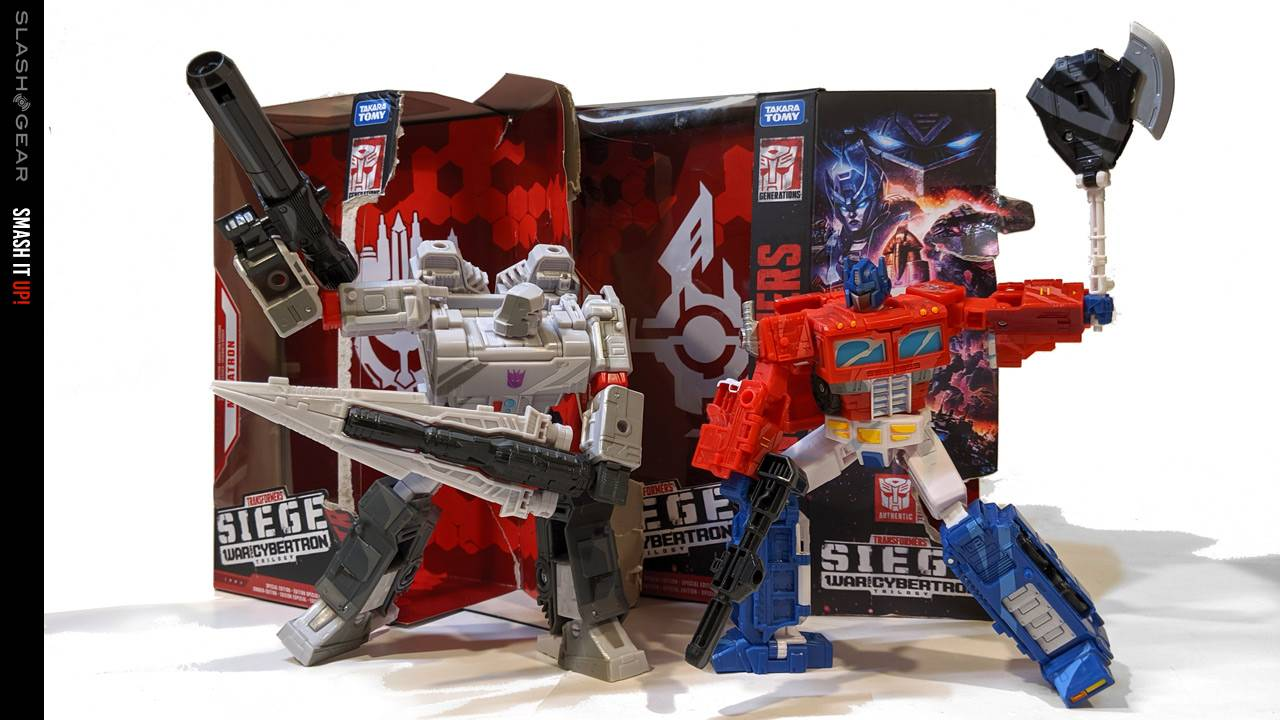 A tiny Transformers toys gift guide: Robust is best in 2019