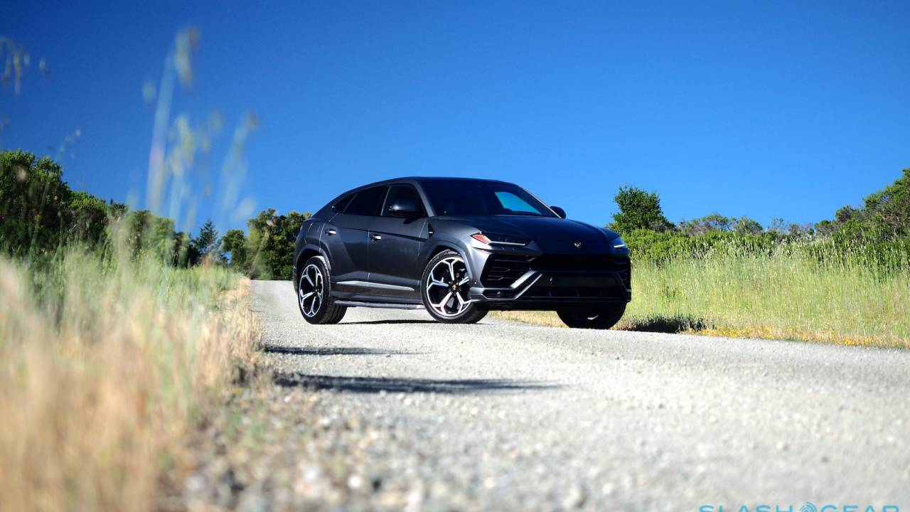 The Lamborghini Urus demands your respect