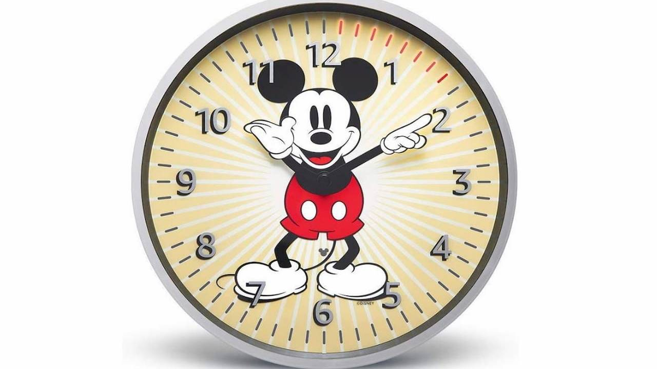 Echo Wall Clock gets a new Mickey Mouse edition