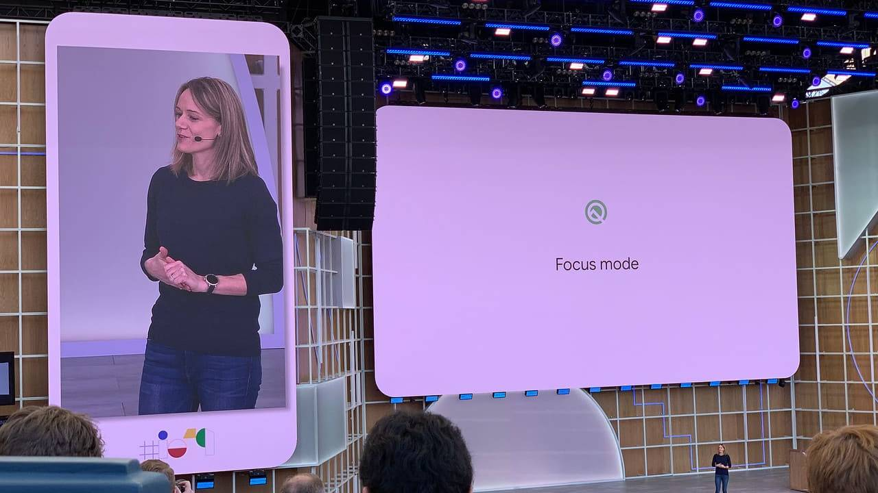 Android Focus mode leaves beta to help you get things done