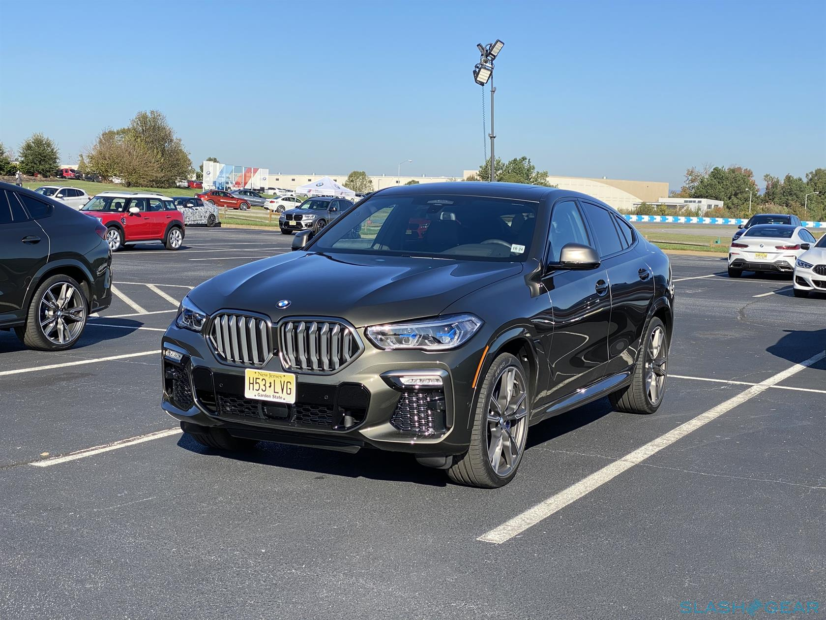 2020 bmw x6 first drive review: nobody tell this suv it's