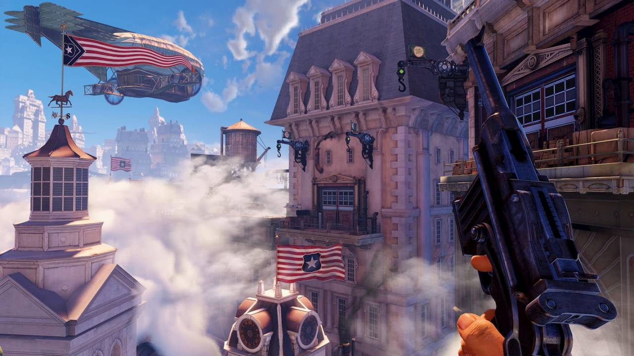 New BioShock game announced as 2K opens new studio