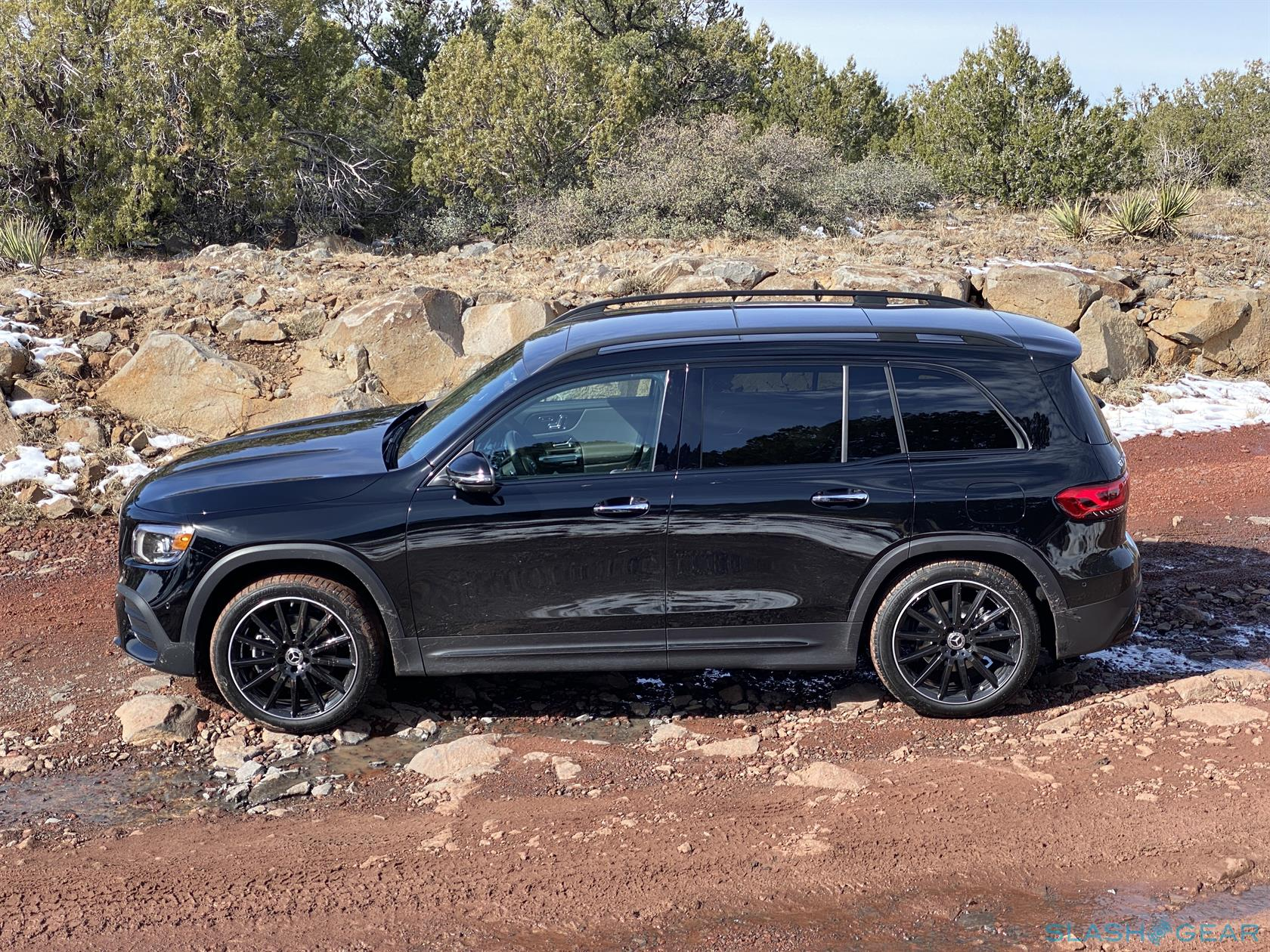 2020 Mercedes-Benz GLB First Drive Review: 3-row SUV is ...