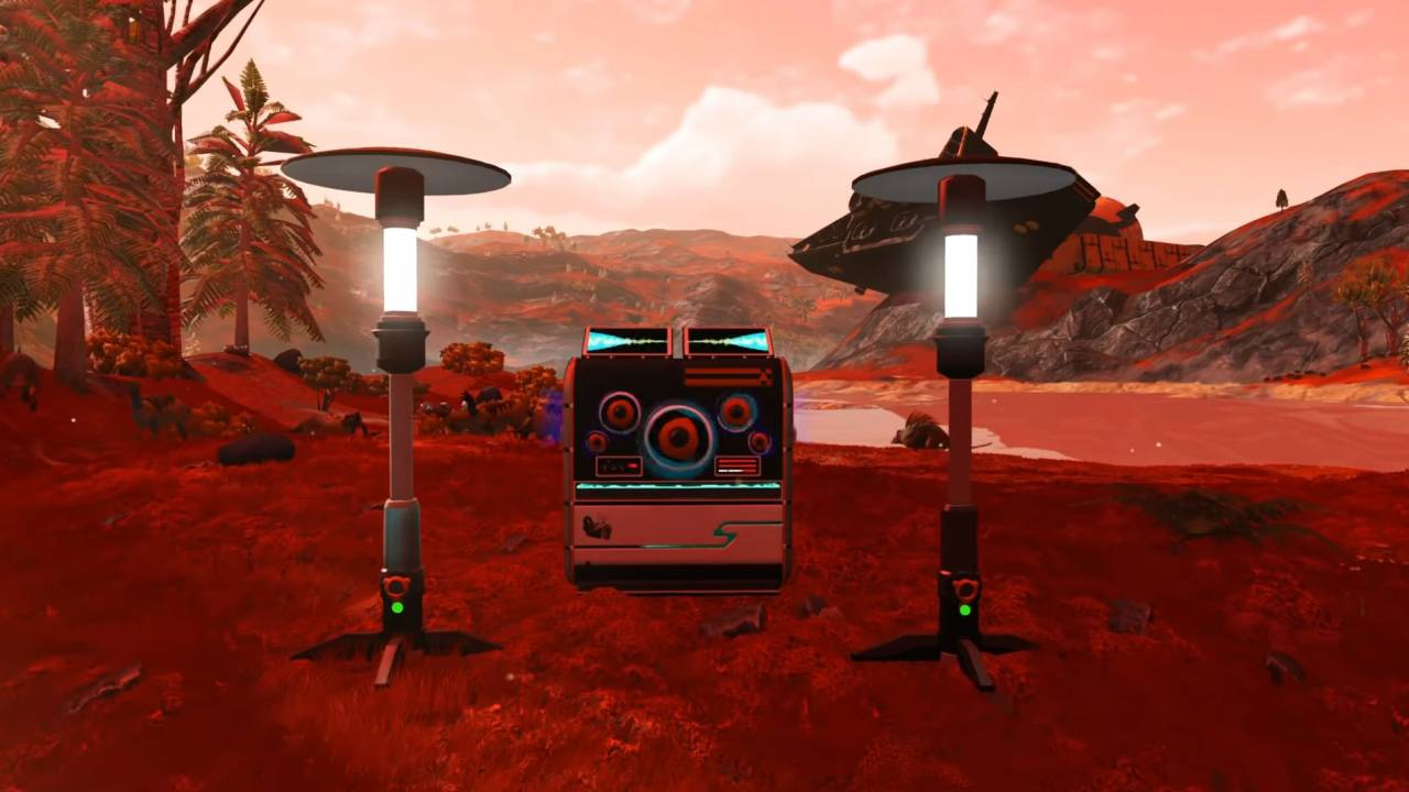 Latest No Man's Sky update lets you become a space musician