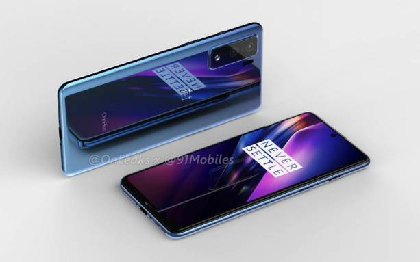 OnePlus 8 Lite renders hint at a return to an affordable mid-range phone