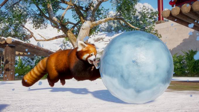 Planet Zoo's first DLC is appropriately Arctic-themed