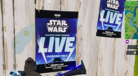 PSA: Watch Fortnite's Star Wars event today to get a special glider