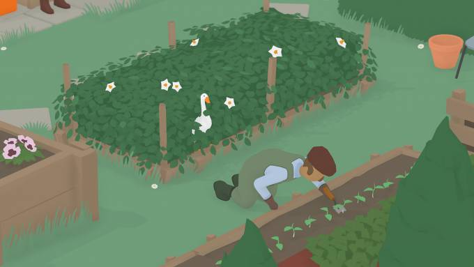 Untitled Goose Game heads to PlayStation 4 and Xbox One next week